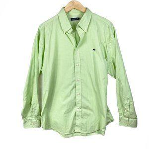 Southern Marsh Nashville Gingham Dress Shirt- XL